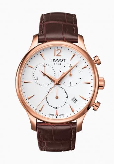 Tradition Chronograph Tissot T063.617.36.037.00