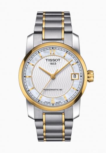 Titanium Powermatic 80 Lady Tissot T087.207.55.117.00
