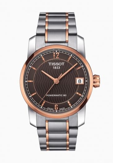 Titanium Powermatic 80 Lady Tissot T087.207.55.297.00