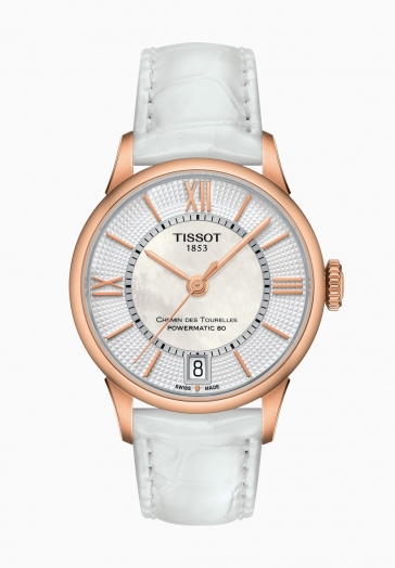 Chemin des Tourelles Powermatic 80 Lady Tissot T099.207.36.118.00