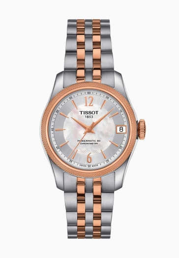 Ballade Powermatic 80 COSC Lady Tissot T108.208.22.117.01