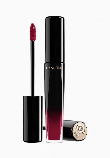 L'Absolu Lacquer Lancôme Laque à lèvres longue tenue brillance & couleur modulables