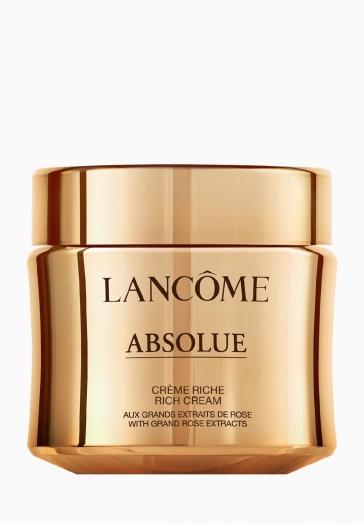 Absolue Lancôme Crème riche régénérante illuminatrice aux grands extraits de rose