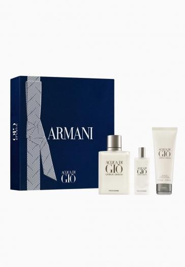 Acqua Di Gio Armani Coffret Eau de Toilette