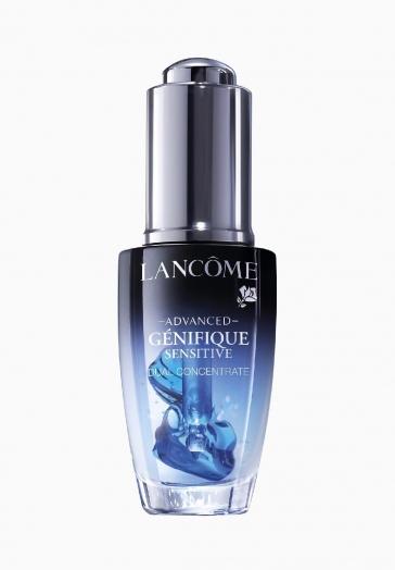 Advanced Génifique Sensitive Lancôme Sérum anti-âge visage - cure de jeunesse apaisante pour les peaux fragilisées.