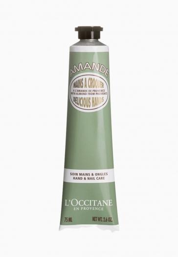 Amande L'Occitane Crème hydratante pour les mains à l'huile d'amande