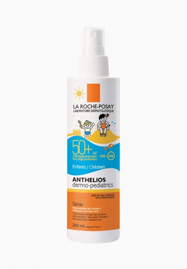 Anthelios Dermo-Pediatrics SPF50+ La Roche Posay Ultra Protection, Ultra Résistant
