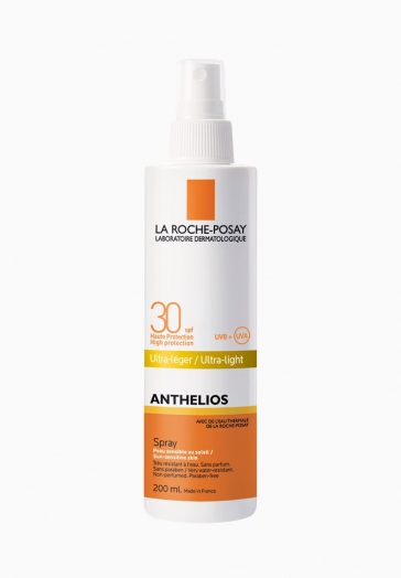 Anthelios SPF30 La Roche Posay Spay Ultra-Léger