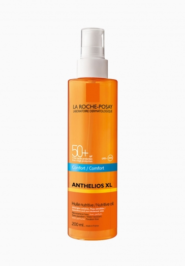 Anthelios XL SPF50 La Roche Posay Huile Nutritive Invisible