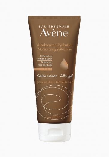 Autobronzant hydratant Avène Gelée satinée visage et corps