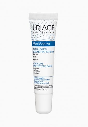Bariéderm Cica-Lèvres Uriage Baume protecteur lèvres