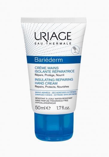 Bariéderm Crème Mains Uriage Isolante réparatrice