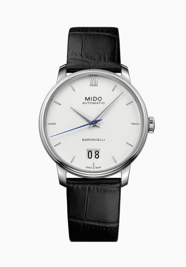 Baroncelli Big Date Mido M027.426.16.018.00