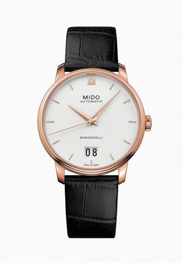 Baroncelli Big Date Mido M027.426.36.018.00