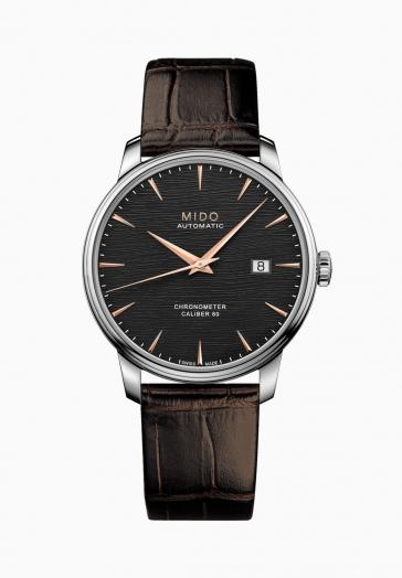 Baroncelli Chronometer Silicium Mido M027.408.16.061.00