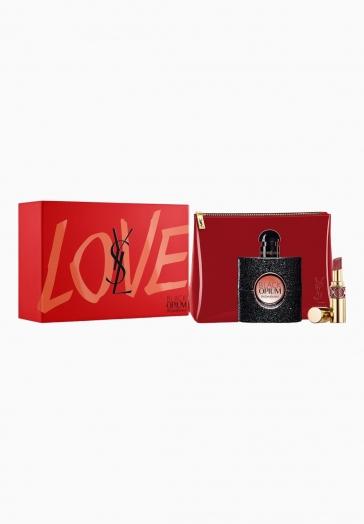 Black Opium Yves Saint Laurent Coffret Eau de Parfum