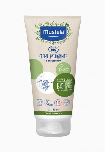 Crème hydratante Bébé BIO Mustela Peau souple et douce sans parfum