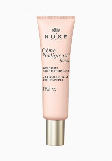 Crème Prodigieuse Boost Nuxe Base Lissante multi-perfection 5-en-1