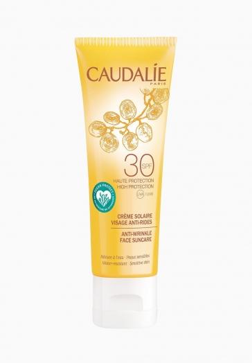Crème Solaire Visage Caudalie Anti-rides SPF30