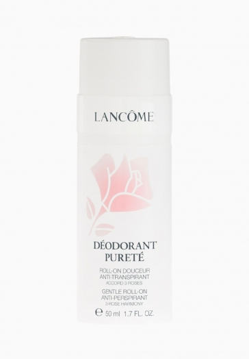 Déodorant Pureté Lancôme Roll-on douce anti-transpirant