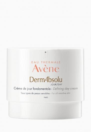 DermAbsolu Jour Avène Crème de jour fondamentale pour peaux sensibles