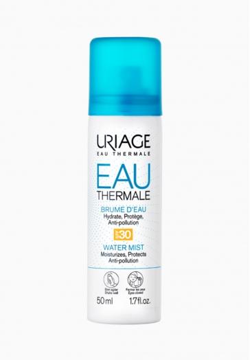 Eau Thermale Brume d'Eau SPF30 Uriage Ultra-hydratante et anti-pollution