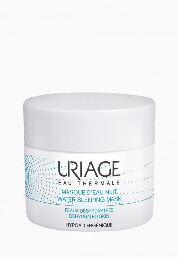 Eau Thermale Masque d'Eau Nuit Uriage Régénère l'hydratation de la peau