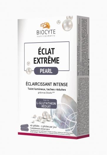 Éclat Extrême Pearl Éclaircissant Biocyte Teint lumineux, tâches réduites grâce au SkinAx