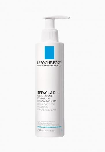 Effaclar H La Roche Posay Crème lavante hydratante et dermo-apaisante