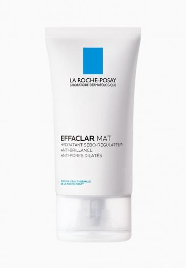 Effaclar Mat La Roche Posay Hydratant sébo-régulateur, Anti-brillance, Anti-pores dilatés