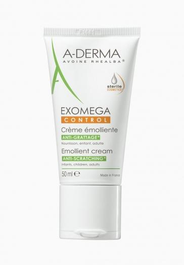 Exomega Control A-Derma Crème Émolliente Anti-Grattage