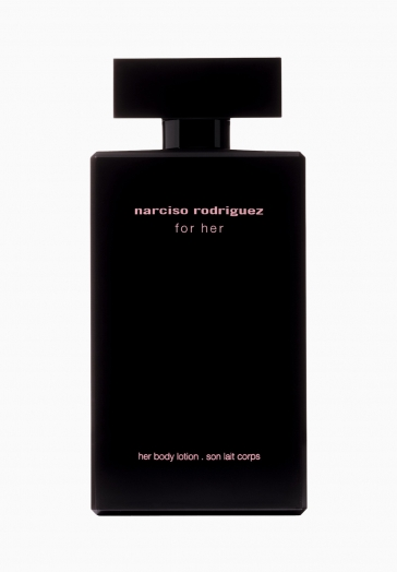 For Her Narciso Rodriguez Lait Corps Parfumé