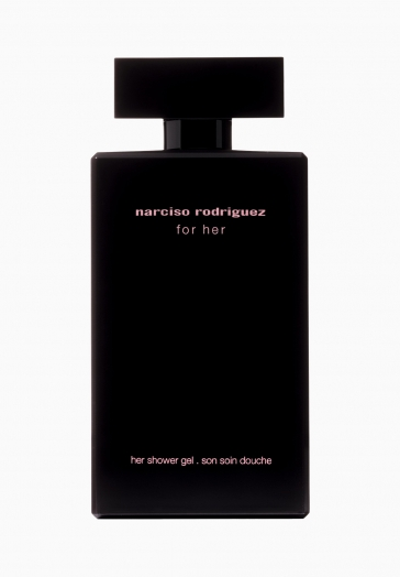 For Her Narciso Rodriguez Soin Douche Parfumé