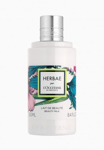 Herbae L'Occitane Lait de Beauté Enrichi en Beurre de Karité