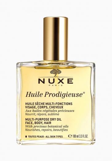 Huile Prodigieuse Nuxe Huile sèche multi-fonctions visage, corps, cheveux