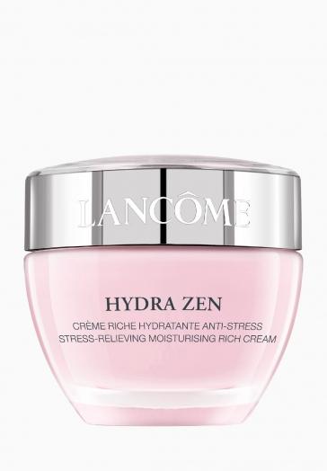 Hydra Zen Lancôme Crème hydratante apaisante spéciale peaux sèches