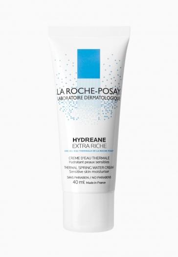 Hydreane Extra-Riche La Roche Posay Crème d'Eau Thermale Hydratant Peaux Sensibles