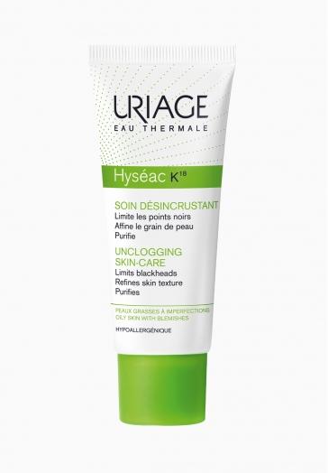 Hyséac K18 Uriage Soin désincrustant