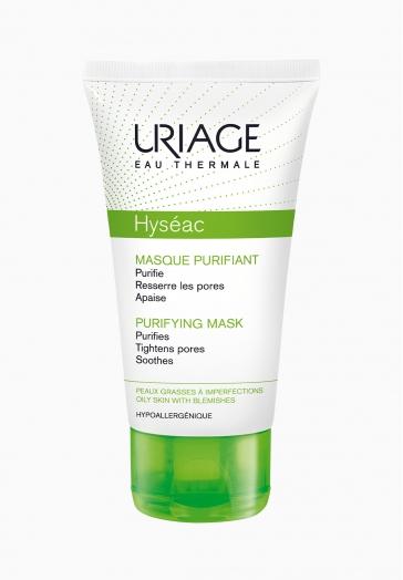Hyséac Masque Purifiant Uriage Purifie et resserre les pores
