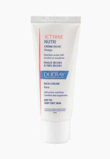 Icytane Nutri Ducray Crème Riche Visage
