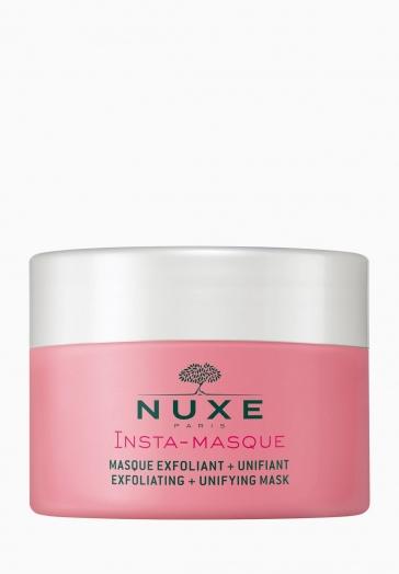 Insta-Masque Nuxe Masque exfoliant + unifiant