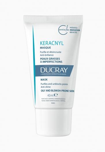 Keracnyl Ducray Masque Triple Action