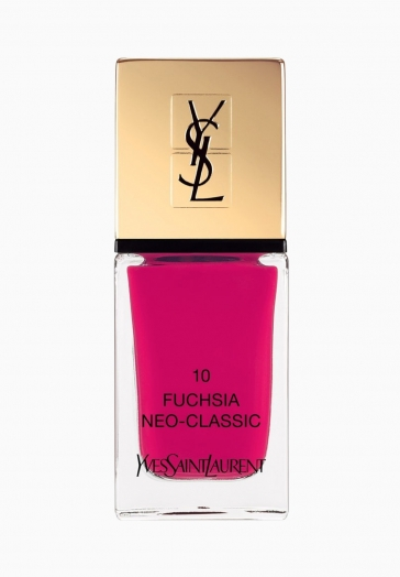 La Laque Couture Yves Saint Laurent Vernis à ongles