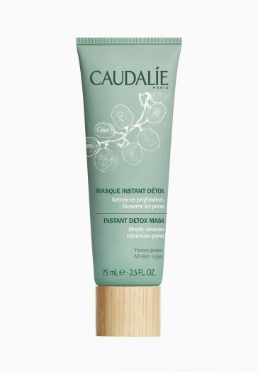 Masque Instant Detox Caudalie Nettoie en profondeur et resserre les pores