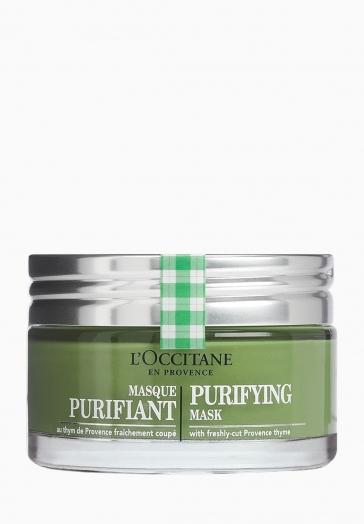 Masque Purifiant L'Occitane Masque Purifiant Visage au Thym de Provence