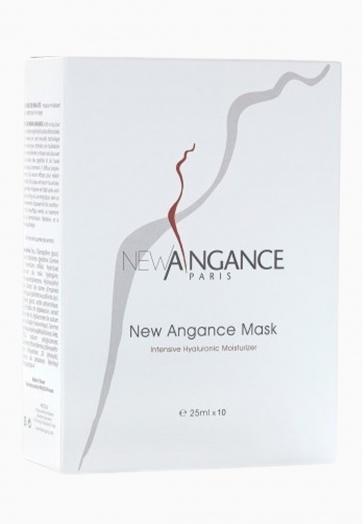 Masque New Angance Masque visage hydratant à l'acide hyaluronique