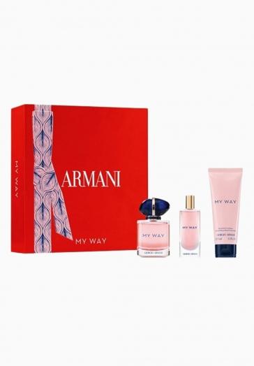 My Way Armani Coffret Eau de Parfum