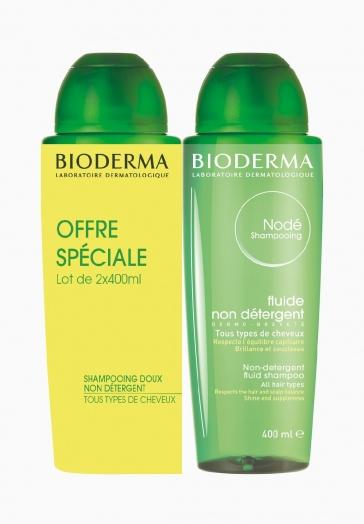 Nodé Shampooing Bioderma Fluide non détergent : nettoie, respecte et protège