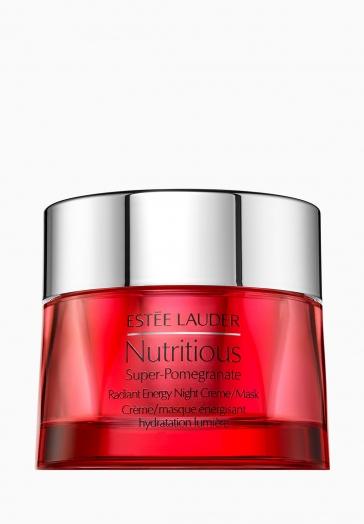 Nutritious Super-Pomegranate Estée Lauder Crème/Masque Énergisant Hydratation Lumière