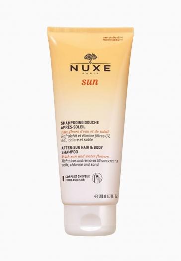 Nuxe Sun Nuxe Shampooing Douche Après-Soleil Corps et Cheveux